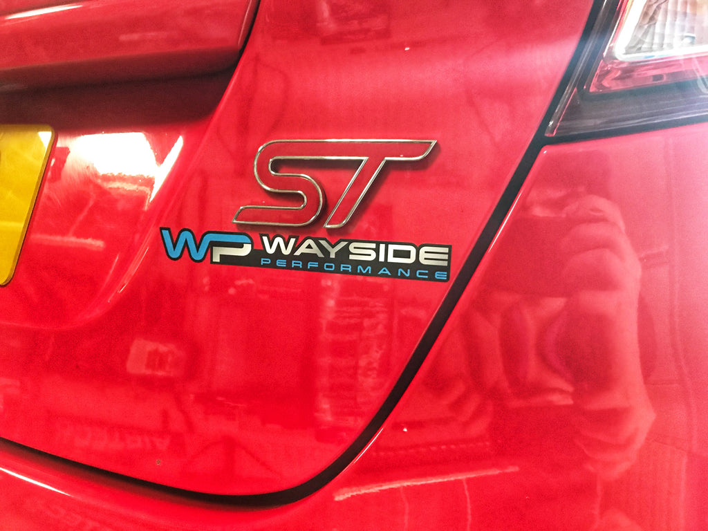 Wayside Performance Logo Stickers x 3