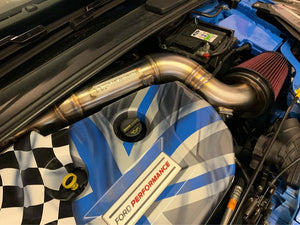 "Wayside Performance WP-R MK3 Ford Focus ST250 3.5"" induction kit"