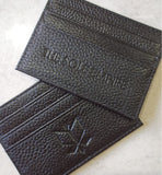 TSE LEATHER CARD HOLDER