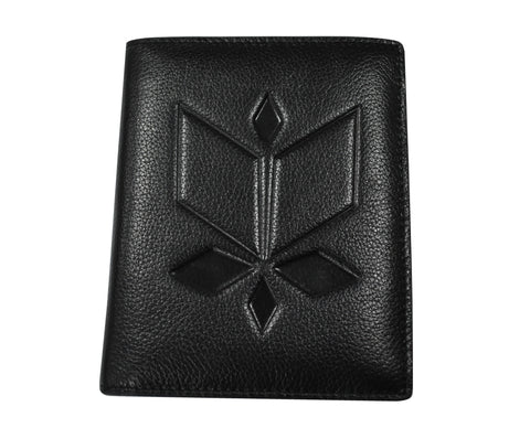 TSE LEATHER PASSPORT WALLET