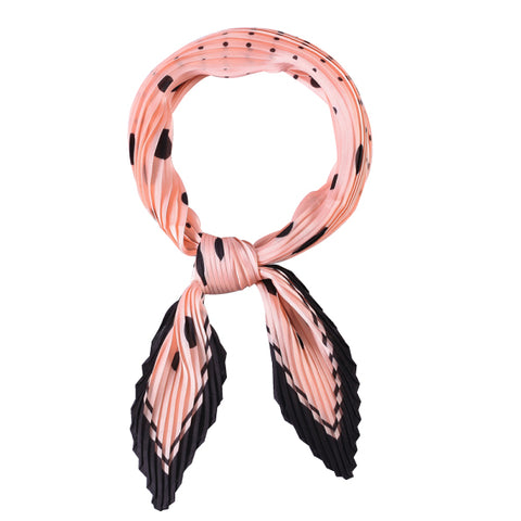 TSE SPOT PLEATED SCARF