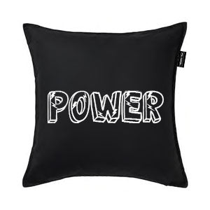 bolts word cushion cover
