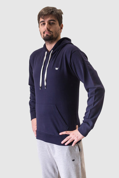 Mens 'Classic' Pullover Hoodie