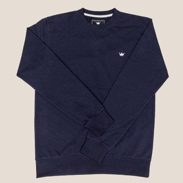 Mens Crewneck Sweatshirt - Navy