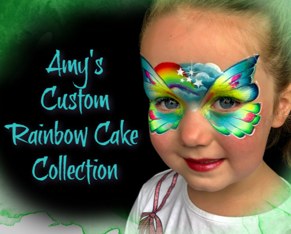 Amy Griggs Collection- One Stroke and Rainbow Cakes