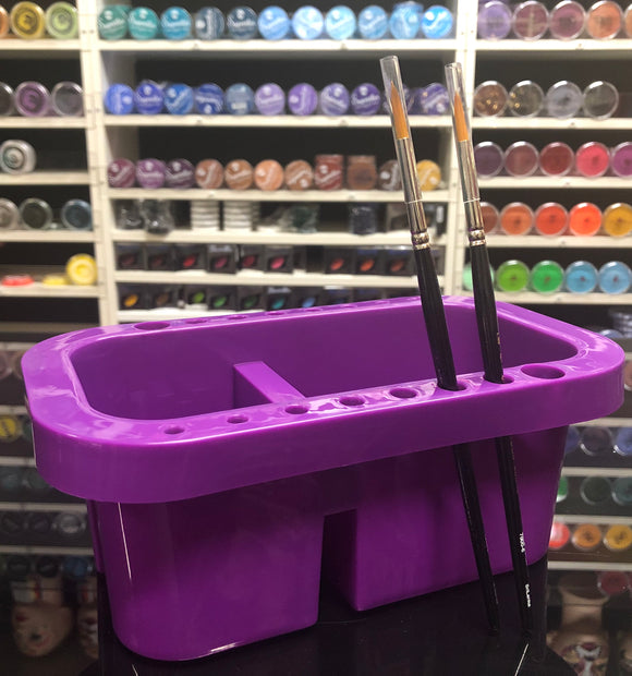 TAG Purple Brush Tub