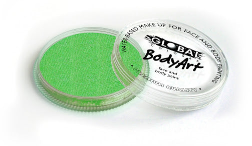 Global Colours Face Paint Lime Green 32g