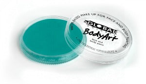 Global Body Art Face Paint Pearl Green 32g