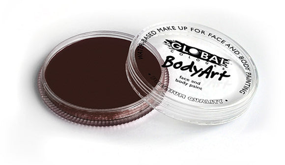 Global Colours Face Paint Rose Brown 32g