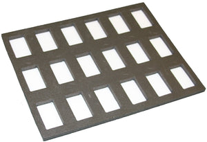 TAG foam insert for palette- on stroke (fits 18 one strokes)