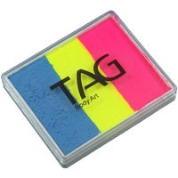 TAG Body Art Rainbow Cake- Carnival 50g
