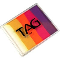 TAG Body Art Rainbow Cake- sunset 50g