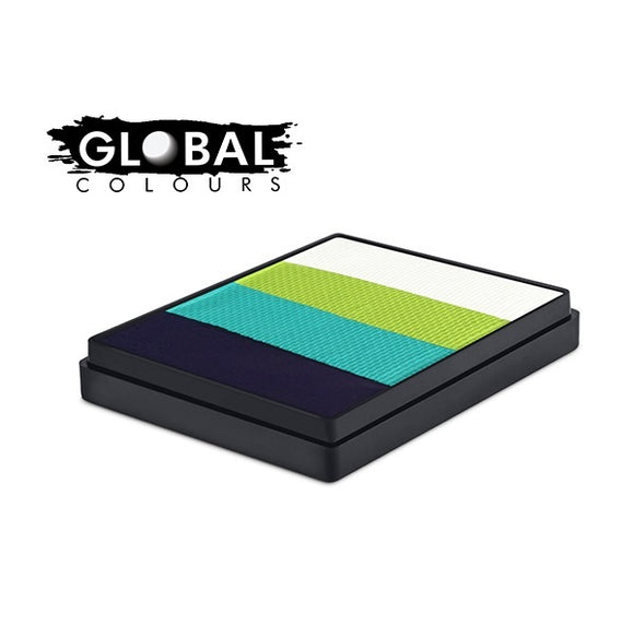 Global Colours Rainbow Cake- Greenland 50g