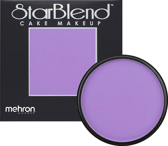 Mehron Starblend Powder- Purple 2 oz