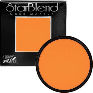 Mehron Starblend Powder Orange  50g