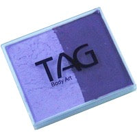 Tag Body Art Split Cake 50g- Regular Purple and Regular Lilac