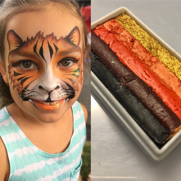 Amy's Collection- One Stroke Rainbow Cake- Tiger 30g