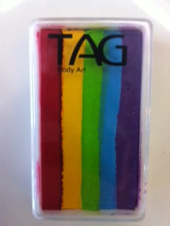 Amy's Collection- One Stroke Rainbow Cake- True Rainbow   30g
