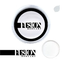 Fusion Body Art Prime Regular Colours- Parrafin White