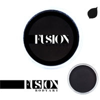 Fusion Body Art Prime Regular Colours- Strong Black