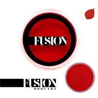 Fusion Body Art Prime Regular Colours 32g- Cardinal Red