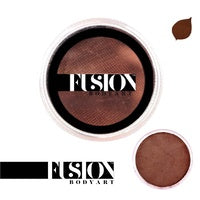 Fusion Body Art Prime Regular Colours 32g- Henna Brown