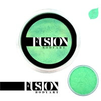 Fusion Body Art Pearl Mint Green 25g