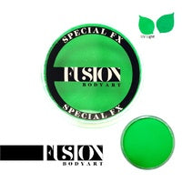Fusion Body Art UV Neon Green 32g