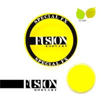 Fusion Body Art UV Neon Yellow 32g