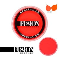 Fusion Body Art UV Neon Orange 32g