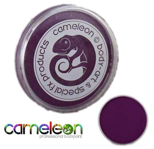 Overstocked! Cameleon Professional Face and Body Paint 32g UV Electric Purple