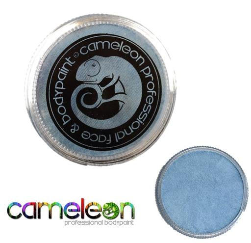 Cameleon Professional Face and Body Paint 32g Metallic Patricks Blue Suede Shoes