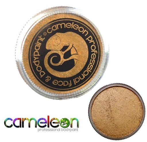 Cameleon Professional Face and Body Paint 32g Metallic Steam Punk