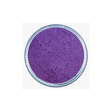 Cameleon Professional Face and Body Paint 32g Metallic Tyre Purple
