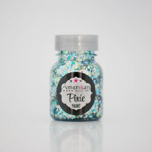 Amerikan Body Art -Pixie Paint- Splash Teal