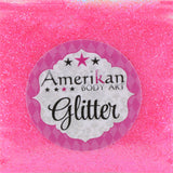 Amerikan Body Art Face Painting Glitter (Cosmetic Grade)- Bubble Gum Pink