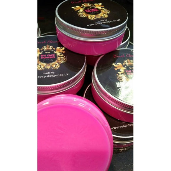 The Face Painting Shop UK Brush Soap