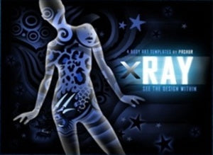 Body Painting Creation Tool- XRay templates by Pashur