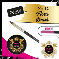 Face Painting Shop Uk Flora Brush #12