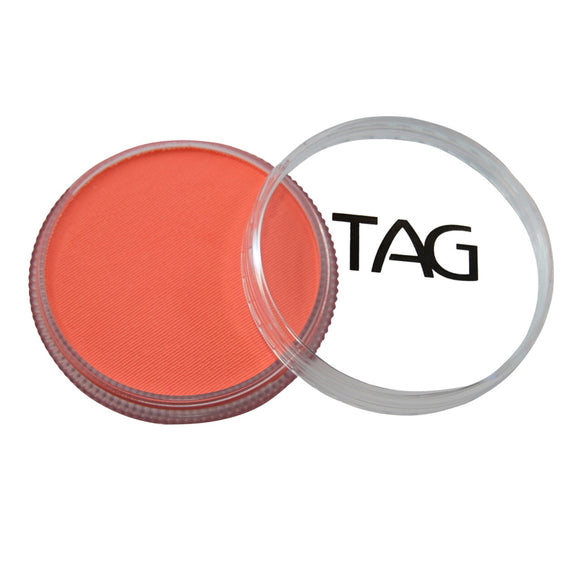 TAG Face and Body Art Neon Coral 32g