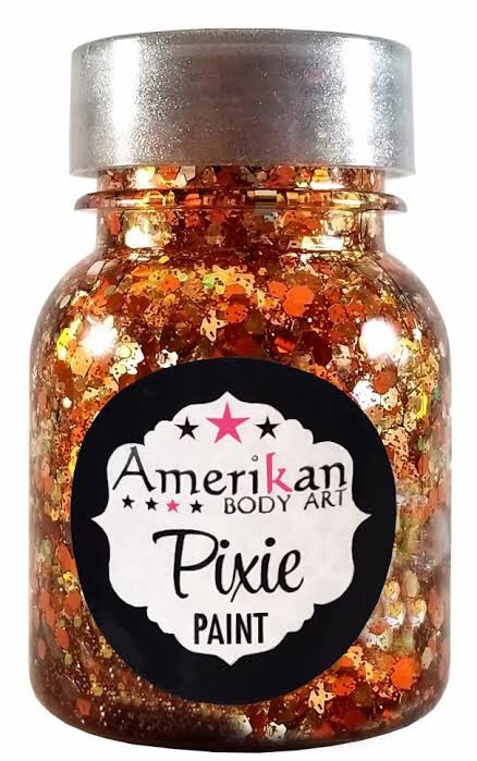 Amerikan Body Art Pixie Paint- Halloween 1oz