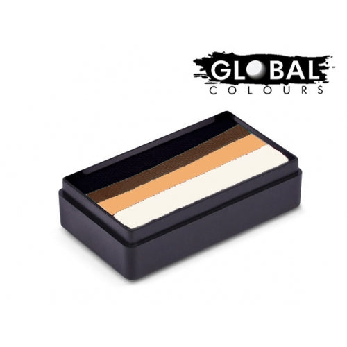 Global Colours Funstroke- Sahara (brown) 30g- I inch