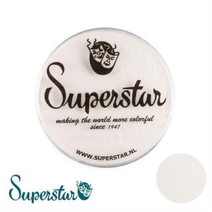 Superstar Face and Body Paints 45g Line White