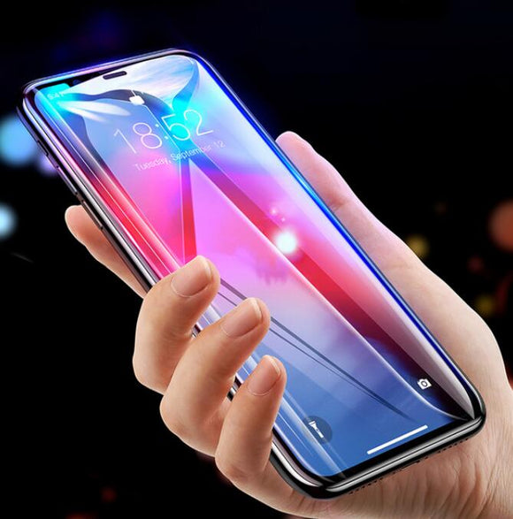 Phone Accessories - Screen Protector Full Coverage Protective Glass For iPhone/Xs/Xs/Max