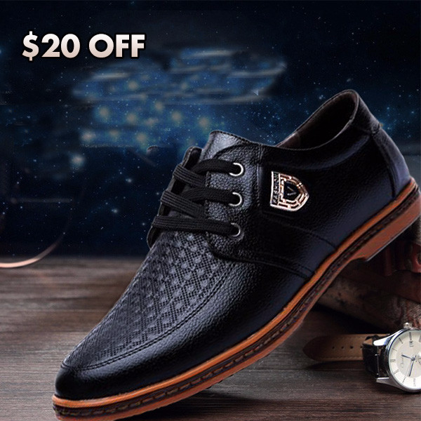 New Imitate Genuine Leather Men Oxford Shoes Pointed Toes Gradient Lace-up Carved Diamond-type Lattice Male Dress Shoes Business Highly Polished Formal Shoes Back To Search Resultsshoes