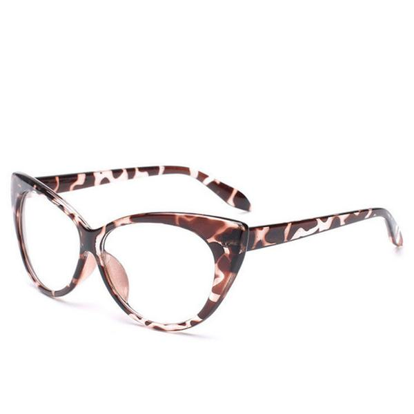 Eyeglasses - 2018 New Cat Eye Optical Eyeglasses