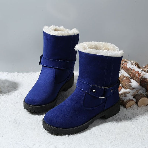 Shoes - New Fashion Winter Women's Snow Boots