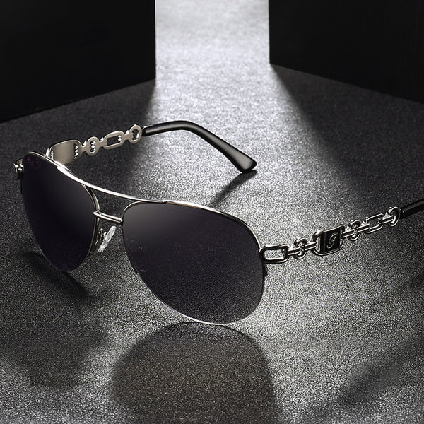 Sunglasses -  Unisex High Quality Metal Vintage Polarized Sunglasses(Buy 2 Got 5% off, 3 Got 10% off)