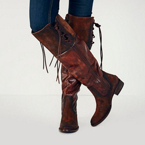 Shoes - 2018 Hot Sale Women's Knee High Boot