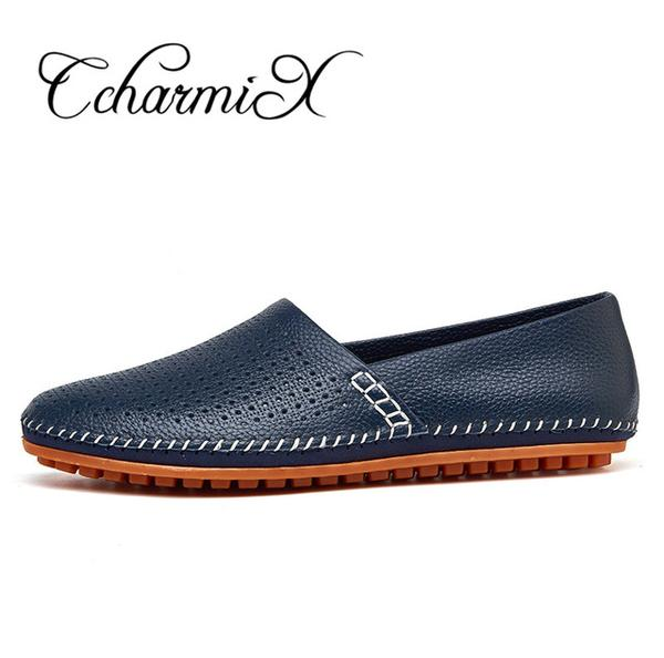 Shoes - 2018 New Men's Genuine Leather Loafers